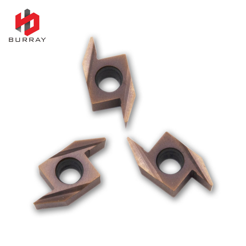 ABS15R Carbide Cutting Tool Grooving Insert