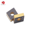 CNMG Carbide CNC Bi-color Coating Lathe Tool Turning Insert